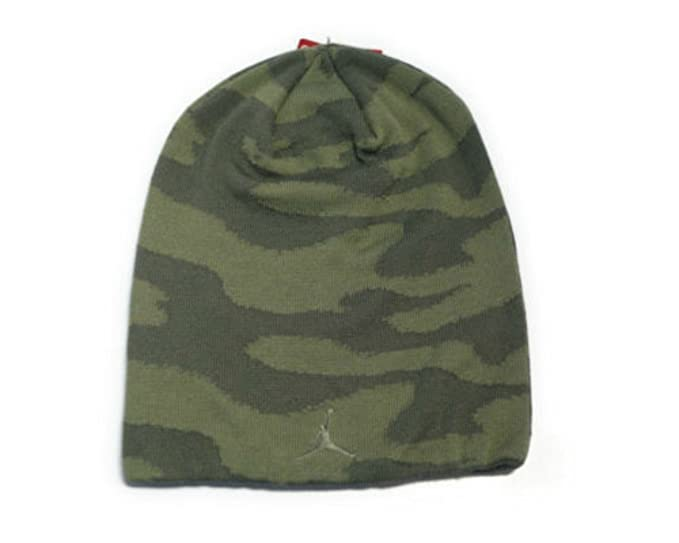 0ba4bb62a NIKE Mens Jordan P51 Jacquard Knit Beanie 861448