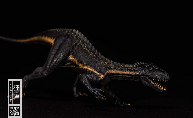Nanmu Studio Dinosaur Berserker Raptor 1//35 Scale Figure Primary Model