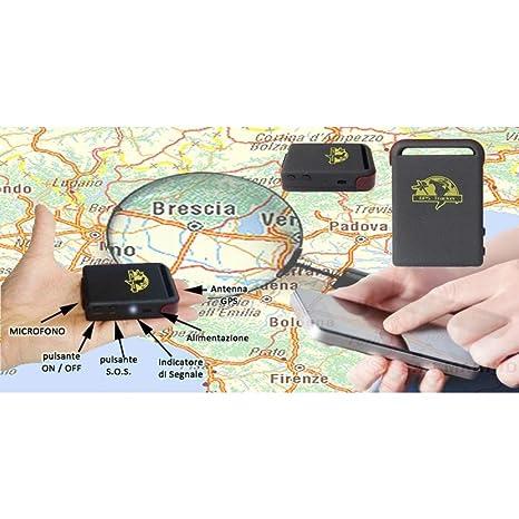 Vehículo GSM GPRS GPS Tracker coche seguimiento dispositivo localizador TK102B
