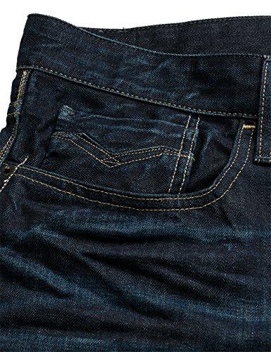 Replay NewbillJeans Dritto Denim 810 7 Blublue Uomo wN8n0mv