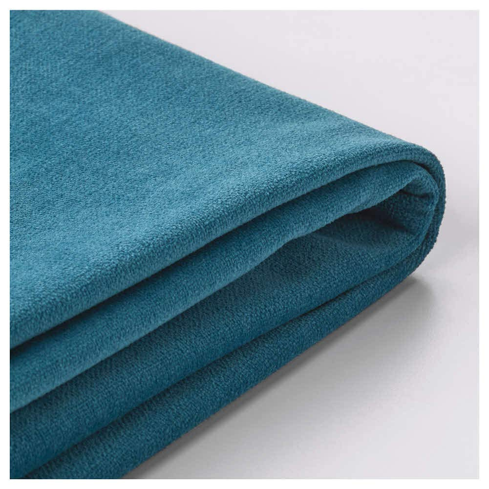 IKEA バースデー 記念日 ギフト 贈物 お勧め 通販 ASIA STOCKSUND カバー ブルー B07GJFZ192 3人掛けソファ Ljungen 開催中
