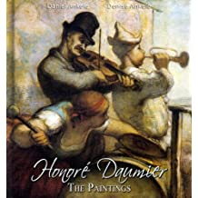 Honoré Daumier: The Paintings-90+ Realist Reproductions - Realism, Impressionism