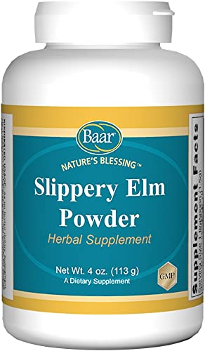 Slippery Elm Powder, 4 Oz