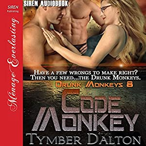 Code Monkey: Drunk Monkeys, Book 8 Audiobook