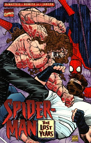 Spider-Man: The Lost Years