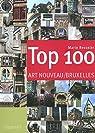 Top 100 art nouveau Bruxelles par Resseler