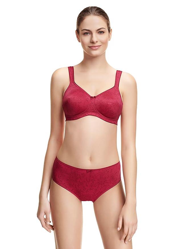 Susa 661-292 VallettaCulotte Floral Rouge  Susa  Amazon.fr  Vêtements et  accessoires 1af97d17a21