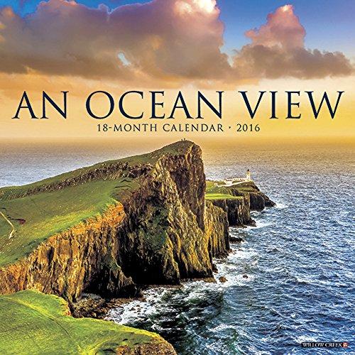 2016 Ocean View Wall Calendar (July 2015 Wall Academic Calendar)