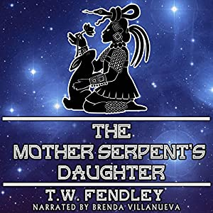 The Mother Serpent's Daughter Audiobook