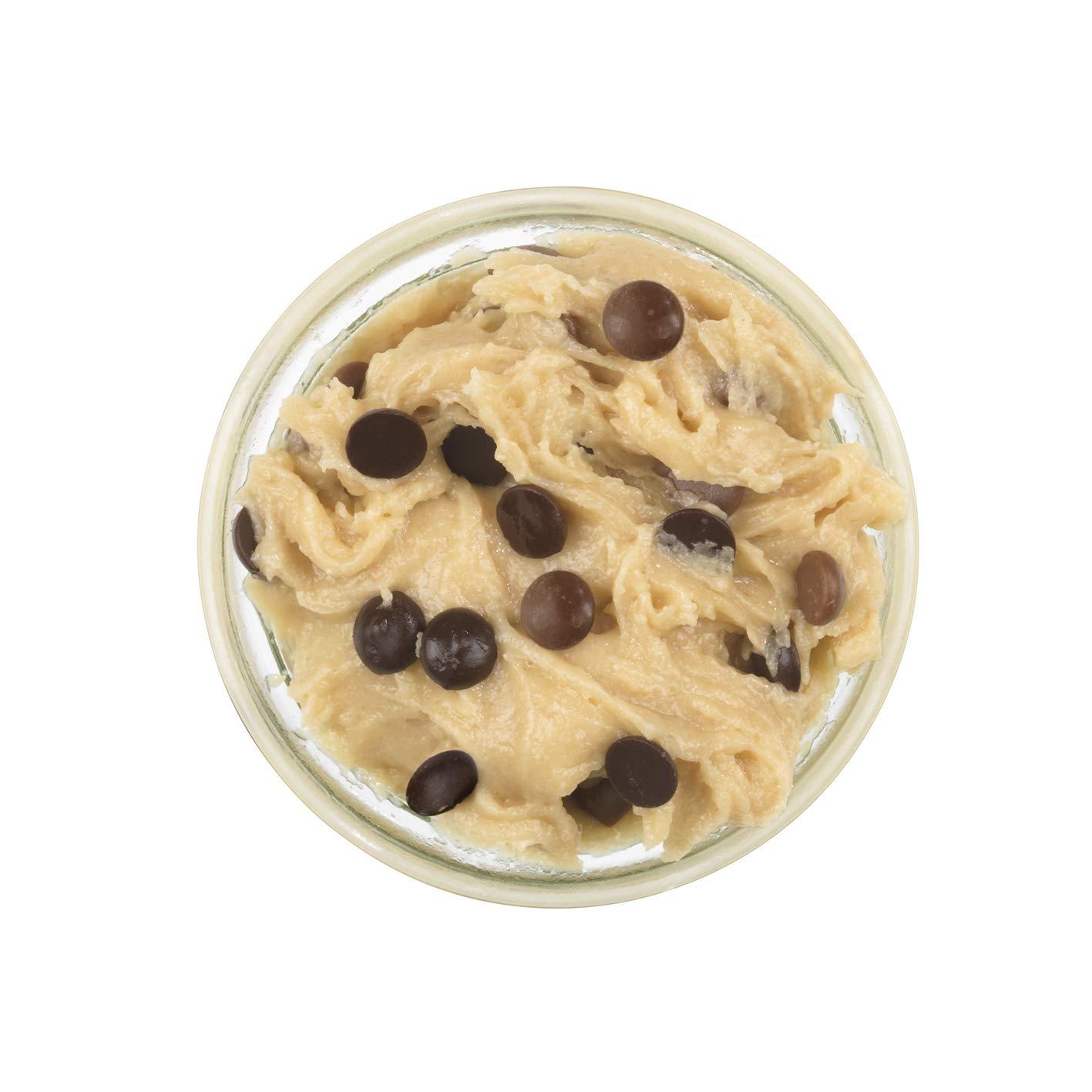 Spooning Cookie Dough Leckerer Keksteig Zum Naschen Backen Und Als
