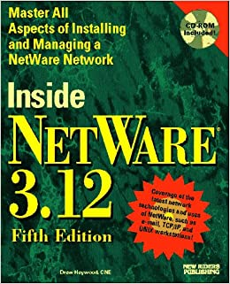 Inside Netware 3.12/Book And Cd-Rom Free Download
