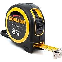 EONLION Measuring 8m/26ft(25mm) Power Locking Tape