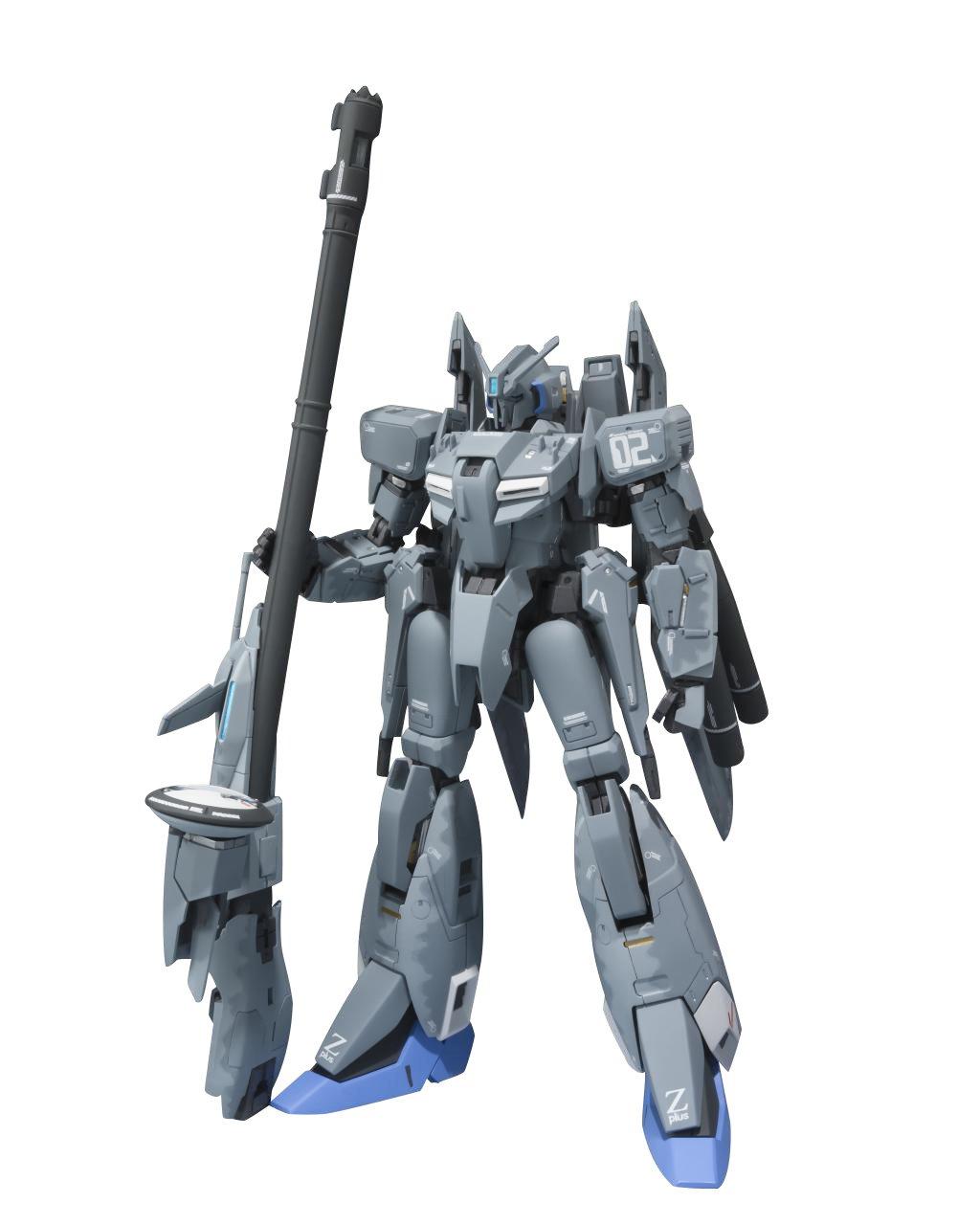 METAL ROBOT魂 (Ka signature) 機動戦士ガンダムセンチネル[SIDE MS] ゼータプラス C1 約140mm ABS&PVC&ダイキャスト製 塗装済み可動フィギュア   B07B3W29Z8