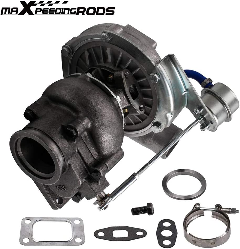 Maxpeedingrods 420ps V Band T3 T4 Universal Turbo Turbolader Abgasturbolader 1 8t 2 5 4 0l Auto