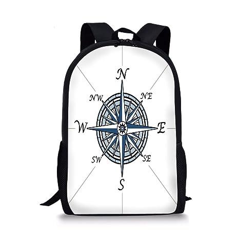 62915d38f8f6 Amazon.com  iPrint School Bags Compass