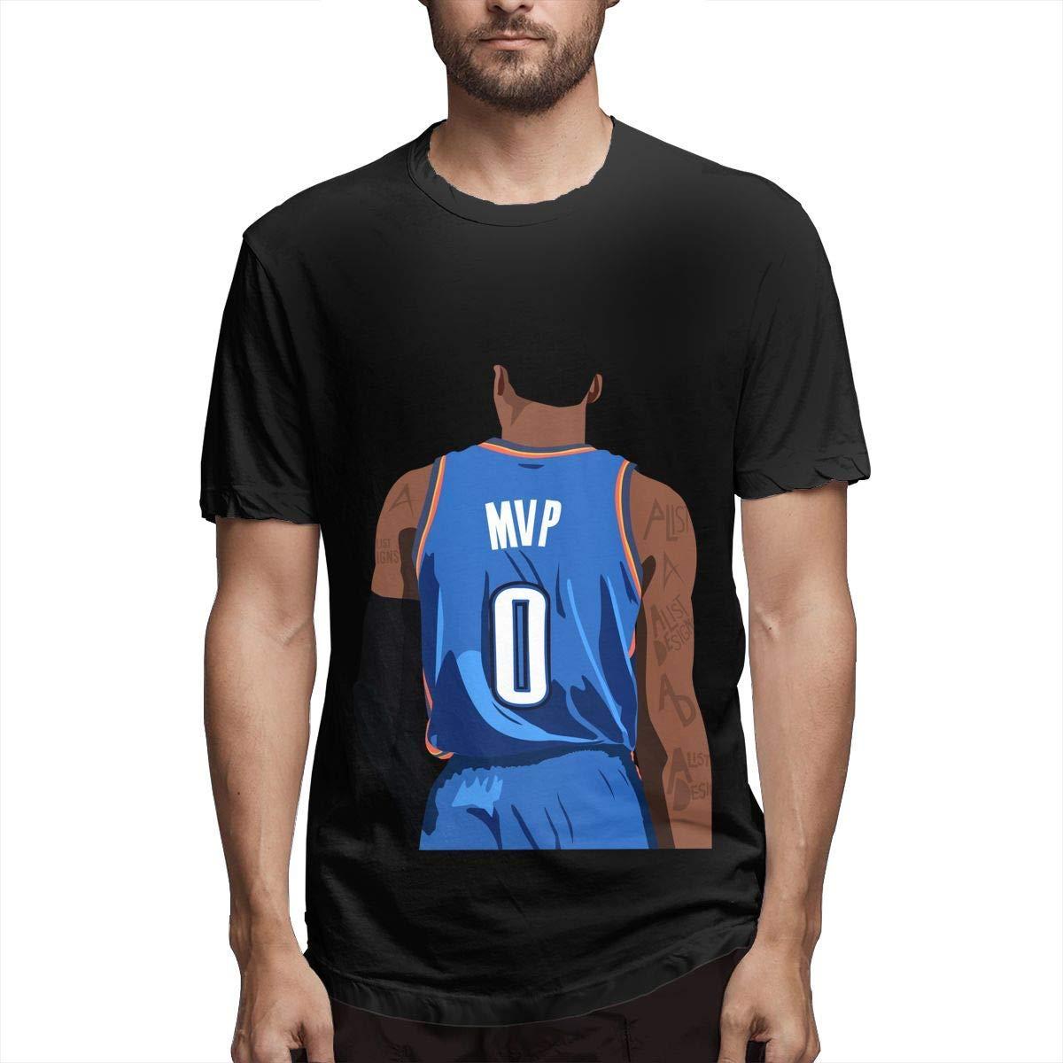 Mvp California Russ-ell Westb-rook T-shirt