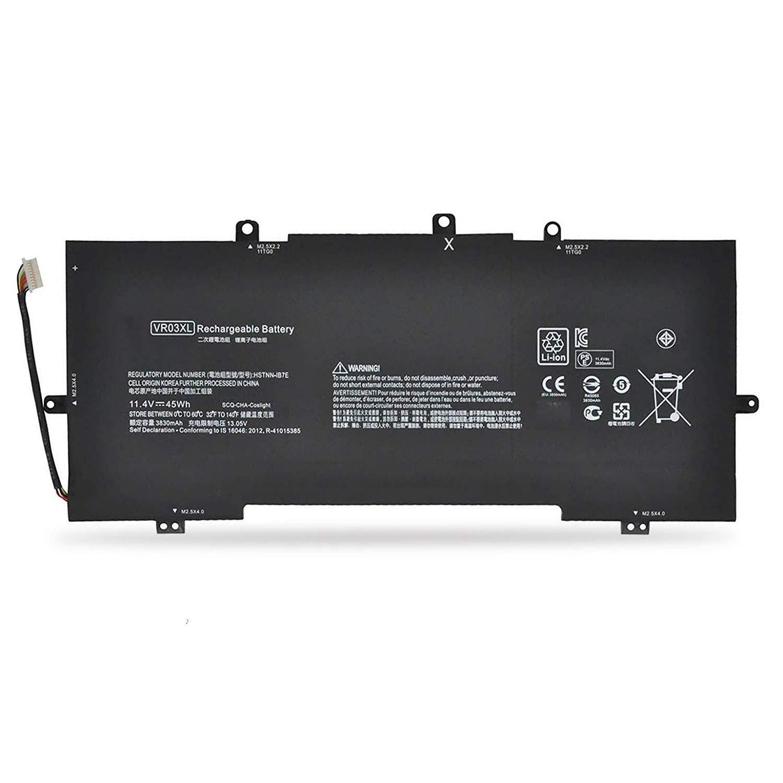 Bateria Vr03xl 11.4v 45wh Hp Envy 13-d 13-d046tu 13-d025tu 1