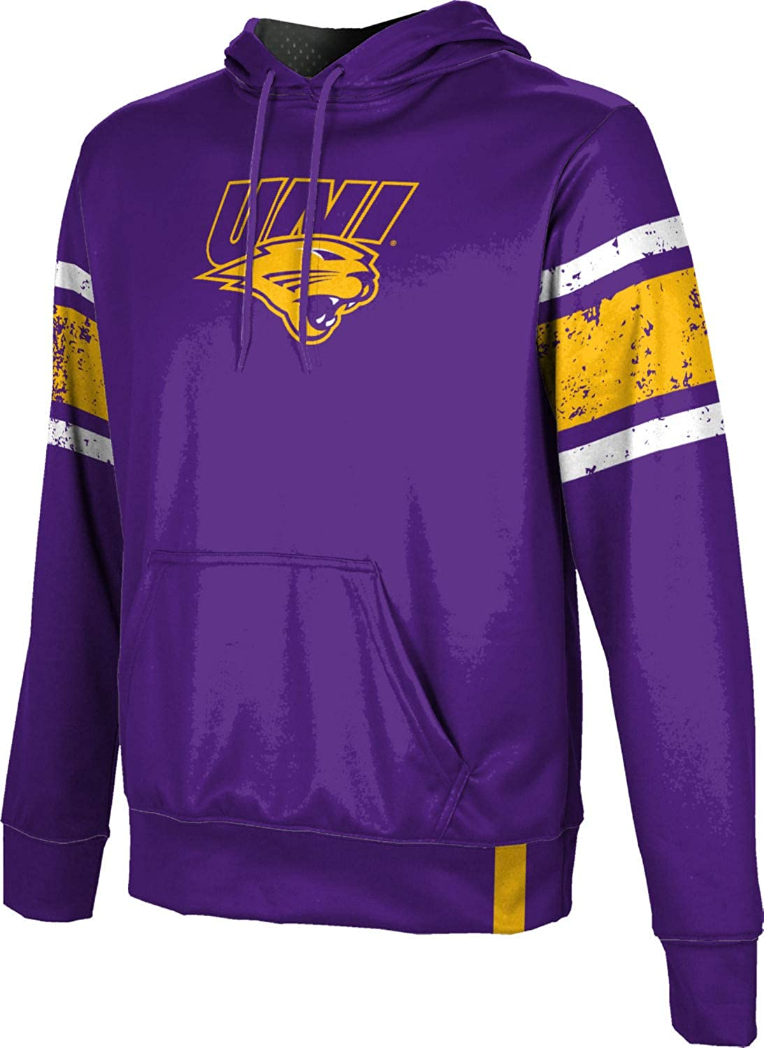 ProSphere University of Northern Iowa Boys Pullover Hoodie End Zone