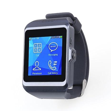 Flylinktech®Smartwatch UP3 Bluetooth Móvil del Reloj del Teléfono del Reloj (Negro)