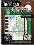 Mich North All Outdoor Atlas, Sportsman's Connection, 1885010737