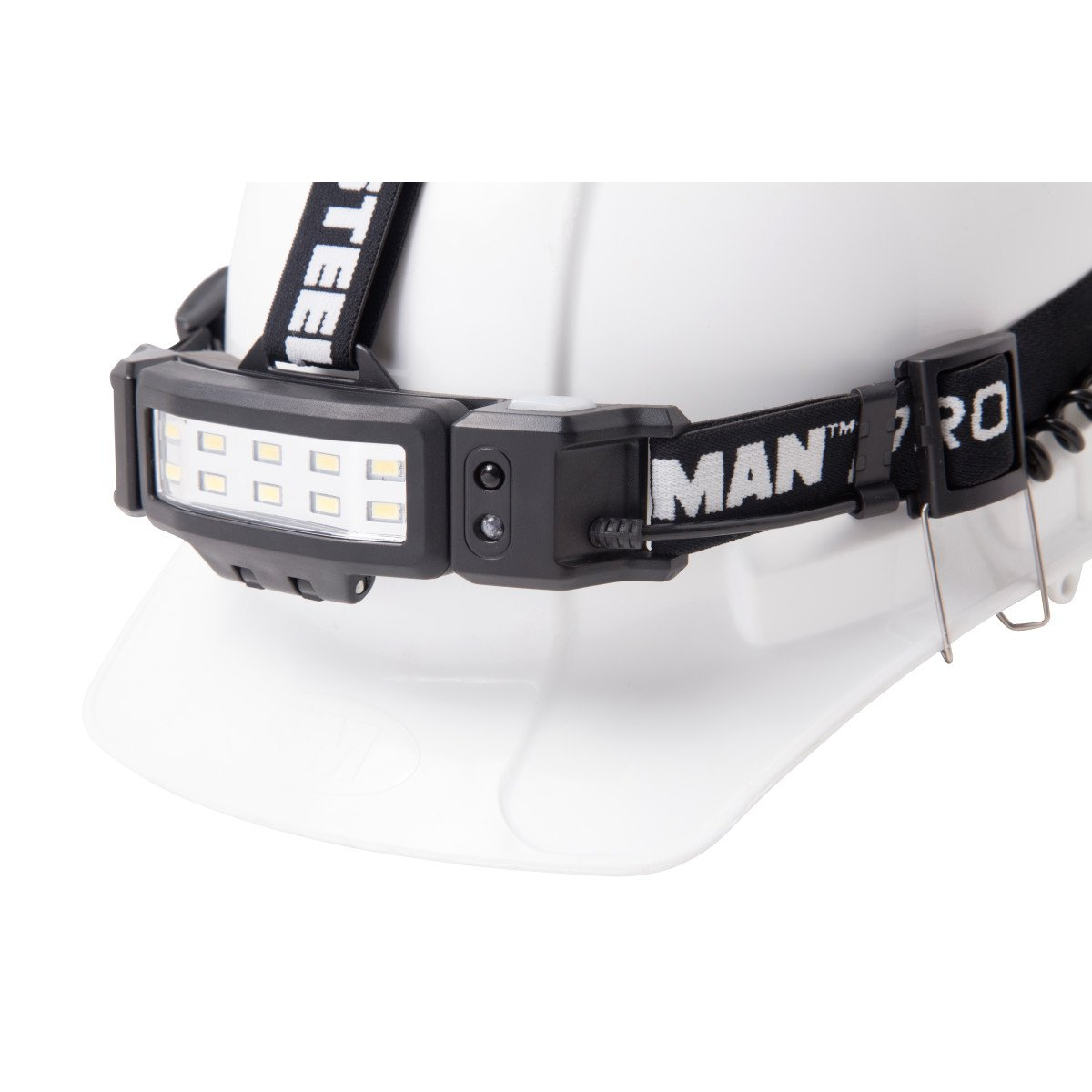 STEELMAN PRO 79052 Slim Profile LED Headlamp with Rear Flasher and 3 AA Batteries by Steelman Pro (Image #4)