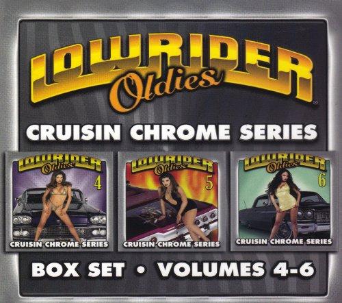 Lowrider Oldies Volumes 4-6 [3 CD Box ()