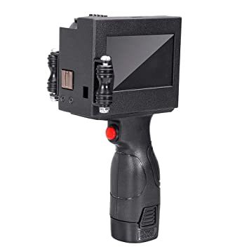 Amazon.com: HM2 Impresora portátil de mano de etiquetas ...