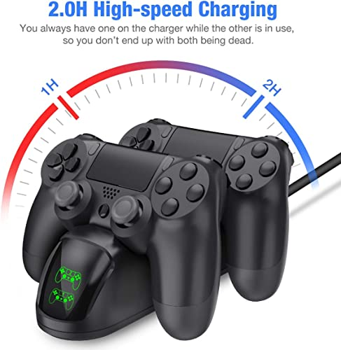 BEBONCOOL PS4 Controller Charger review