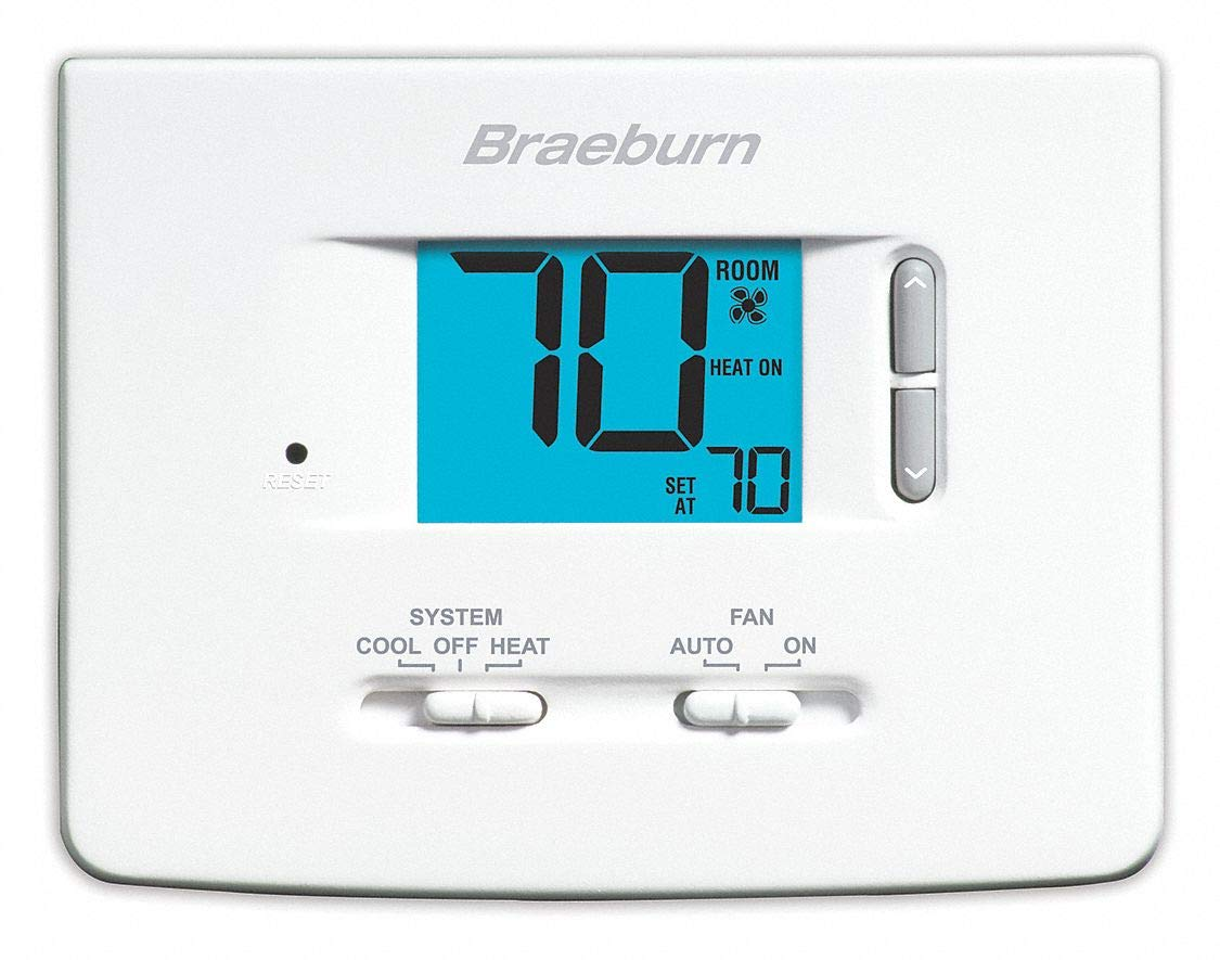 Low Voltage Thermostat, 18 to 30VAC