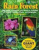Rain Forest, Robin Bernard, 0590599194