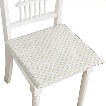 Amazoncom Classic Decorative Chair Pad 28x28x2pcs Seat