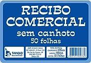 Impresso Recibo x 20 Unidades, Tamoio 1076, Multicor
