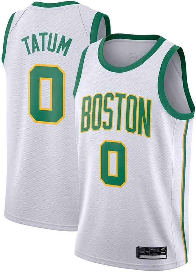 Feikcore Hanbao Men's Jersey NBA Boston Celtics 0# Tatum