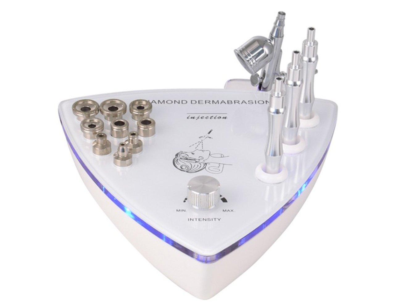 Facial Beauty Sprayer 2 In 1 Diamond Micro Dermabrasion Spraying Machine Elitzia ETLB197