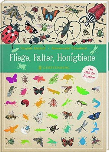 Fliege, Falter, Honigbiene