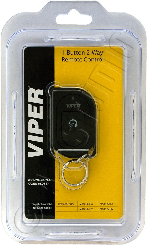 Directed 7211V Viper Responder One Replacement Remote Automotive ...