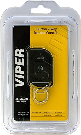 Amazon Directed 7211v Viper Responder One Replacement Remote
