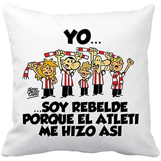Diver Bebé Cojín con Relleno Atlético de Madrid yo Soy ...