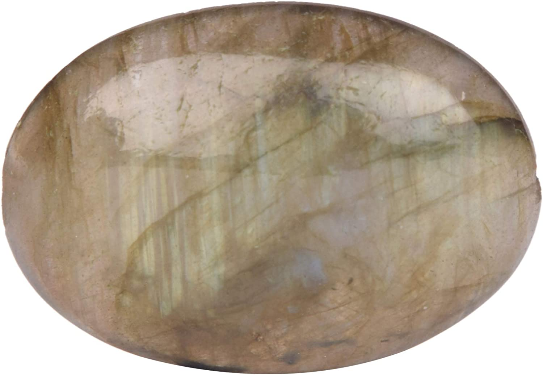 Loose Stone Gemstone Size 34X21X5 MM Oval Shape,Labradorite Gemstone Making Jewelry Stone Gemstone Gorgeous Natural Labradorite Cabochon