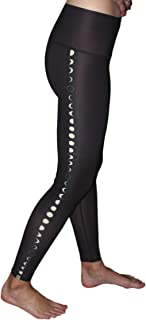 product image for Teeki Black Moon Yoga Hot Pants, Black