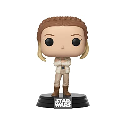 Funko Pop! Star Wars: Episode 9, Rise of Skywalker - Lieutenant Connix: Toys & Games [5Bkhe0300834]