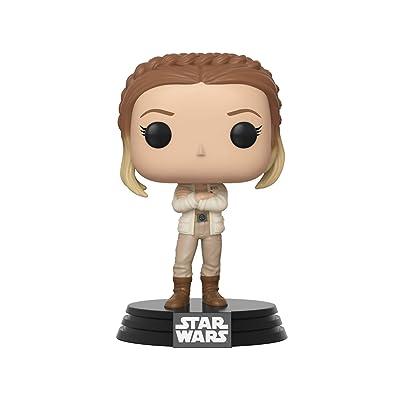 Funko Pop! Star Wars: Episode 9, Rise of Skywalker - Lieutenant Connix: Toys & Games