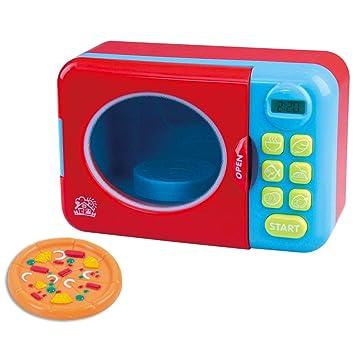PlayGo Mi Microondas de Juguete Juegos Simulación Cocina Comedor ...