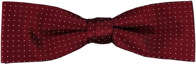 negro monocromo lunares corbata estrecha TigerTie