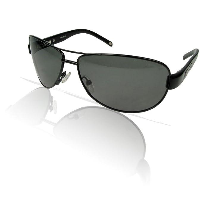 Gafas Sol Polarizada Polaroid Lentes UV400 Aviador Driving Cat 3 02702C: Amazon.es: Ropa y accesorios