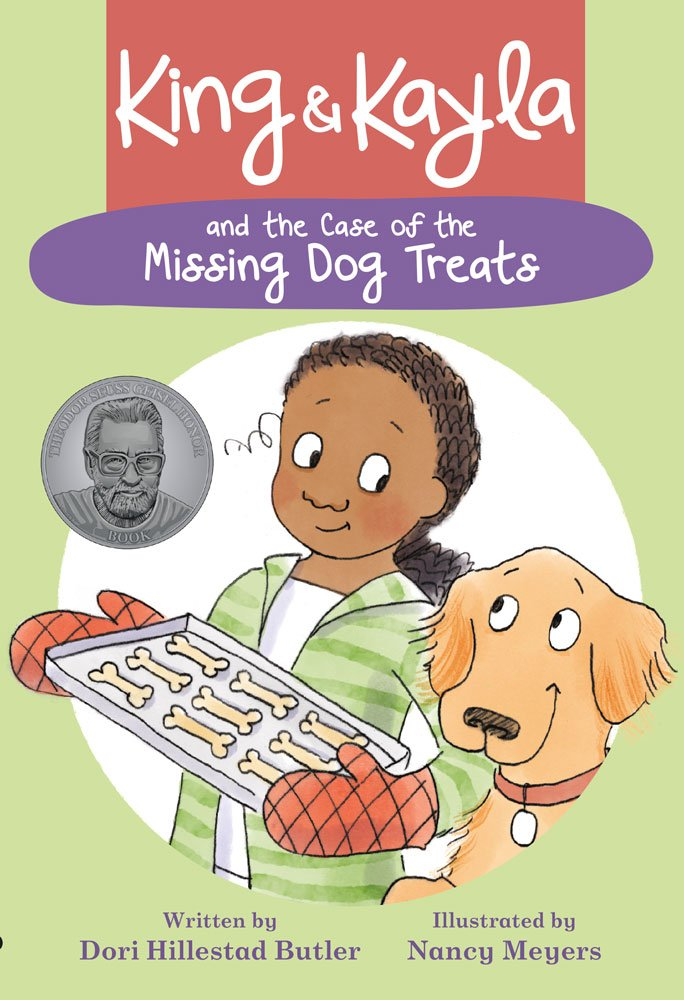 Amazon.com: King & Kayla and the Case of the Missing Dog Treats (9781561458776): Butler, Dori Hillestad, Meyers, Nancy: Books