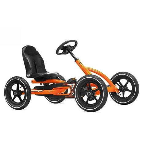 Berg Toys BERG Buddy Orange, Quad infantil, 3 a 8 años, Naranja ...