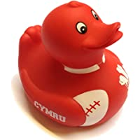 Wales Welsh Rugby Novelty Rubber Duck