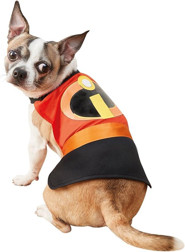 Disfraz para mascota - Mr. Increíble, perro talla L: Amazon.es ...