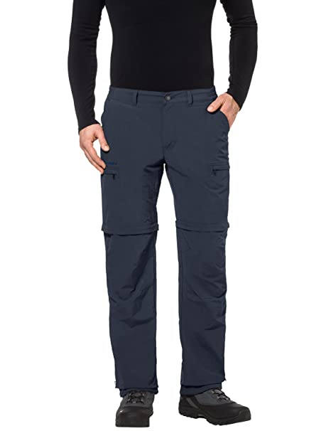 fb5d05163c VAUDE Men's Farley Zo Pants IV, Pantaloni Uomo: Amazon.it: Abbigliamento